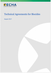 Technical Agreements for Biocides