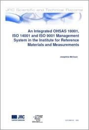 OHSAS 18001, ISO 14001 and ISO 9001 in IRMM