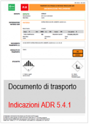 Certifico ADR: la nuova funzione
