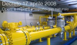 Decreto 17 aprile 2008