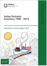 Inventario nazionale delle emissioni in atmosfera 1990-2015