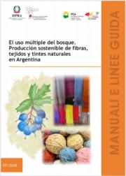 Produzione sostenibile di fibre, tessuti e tinture naturali in Argentina
