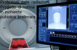 Protezione radiazioni | Progetto di norma in inchiesta pubblica