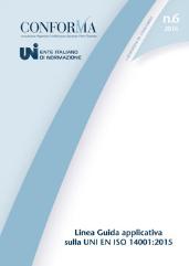 Linea Guida Applicativa sulla UNI EN ISO 14001:2015