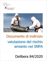 Documento di indirizzo valutazione del rischio amianto nel SNPA