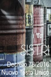 Nuovo Testo Unico SISTRI: Decreto n. 78 del 30 marzo 2016