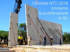 Approvazione della Circolare illustrativa NTC 2018