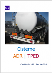 Cisterne ADR   TPED