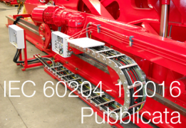 IEC 60204-1:2016 disponibile la versione 6.0