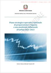 Piano pandemico antinfluenzale (PanFlu) 2021-2023