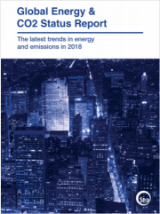 Global Energy & CO2 Status Report | IEA 2018