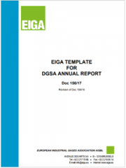EIGA Template for DGSA Annual Reports