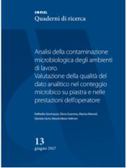 Analisi della contaminazione microbiologica degli ambienti di lavoro