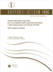 ISS: Esposizioni pericolose e intossicazioni | 9° rapporto nazionale