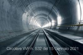 Circolare VVF n. 532 del 15 Gennaio 2021