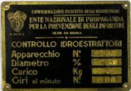 R.D 25 ottobre 1938 n. 2176