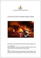 Le attività a rischio di incidente rilevante in Italia VVF 2013