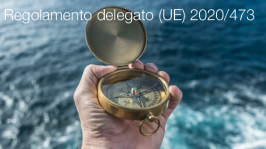 Regolamento delegato (UE) 2020/473