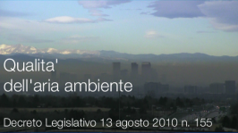 Decreto Legislativo 13 agosto 2010 n. 155