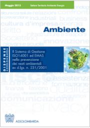 Linee guida ISO 14001-EMAS e D.Lgs. 231 - Assolombarda