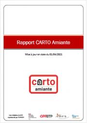 Rapport CARTO Amiante / Rapporto CARTO Amianto 2021