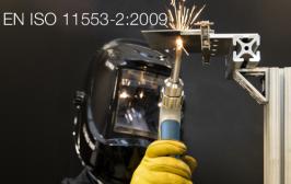 EN ISO 11553-2:2009   Requisiti di sicurezza per macchine laser portatili
