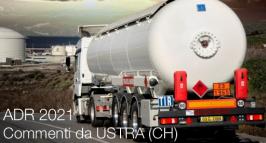 Commenti ADR 2021: da USTRA (CH)
