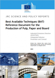 BREF Production of Pulp, Paper and Board