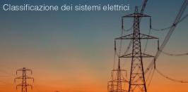 Classificazione dei sistemi elettrici