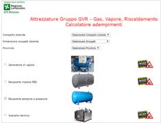 Calcolatore GVR | ATS Brianza