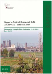 Rapporto Controlli Ambientali del SNPA AIA/Seveso Ed. 2017