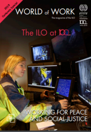 The ILO at 100