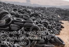 Decreto 31 marzo 2020 n. 78