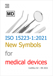 ISO 15223-1:2021 - New Symbols for medical devices