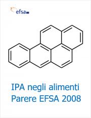 IPA negli alimenti: Parere EFSA 2008