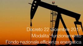 Decreto 22 dicembre 2017