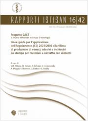 Linee guida Regolamento GMP vernici, adesivi e inchiostri