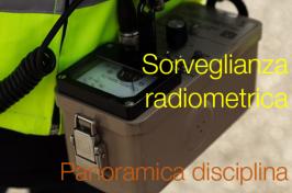 Sorveglianza radiometrica: panoramica disciplina