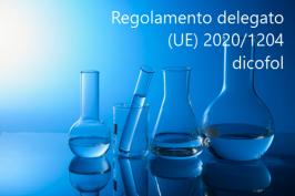 Regolamento delegato (UE) 2020/1204