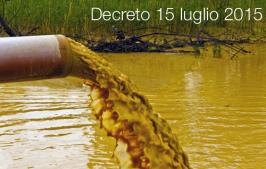 Decreto 15 luglio 2015