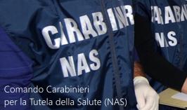 Comando Carabinieri per la Tutela della Salute - NAS