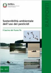 Sostenibilità ambientale pesticidi. Fiume Po