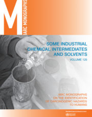 IARC Monographs 125: Some Industrial Chemical Intermediates and Solvents