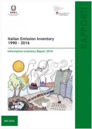 Inventario nazionale delle emissioni in atmosfera 1990-2016