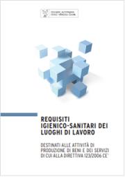 Linee guida requisiti igienico-sanitari dei luoghi di lavoro RFVG