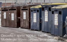 Decreto 1° aprile 1998 n. 148