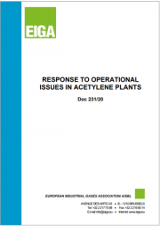 Response to Operational Issues in Acetylene Plants