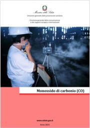 Monossido di carbonio Min Salute 2015