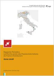 Rapporto Periodico Rischio frane e inondazioni | Anno 2018