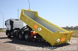Carrozzerie intercambiabili ADR e Certificato integrativo